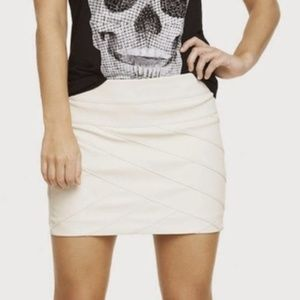 Bandage Mini Skirt from Express ❤️